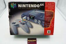 Nintendo 64 N64 Konsolen Ovp Verpackung Box only Leer OVP