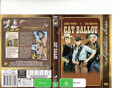 Cat Ballou-1965-Jane Fonda-Movie-DVD