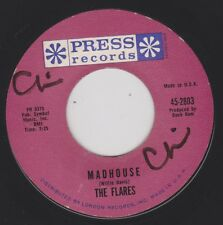 THE FLARES {60s R&B Doo Wop} Madhouse Make It Be Me ♫hear