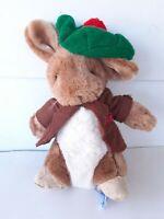 Vintage Eden Beatrix Potter Peter Rabbit Benjamin Bunny Plush Stuffed Animal