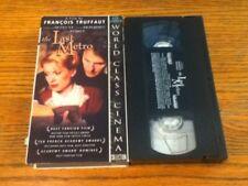 VHS:THE LAST METRO.....CATHERINE DENEUVE-GERARD DEPARDIEU