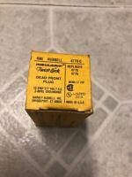 HUBBELL 4770-C 15A 277VAC 2P PLUG TWIST LOCK