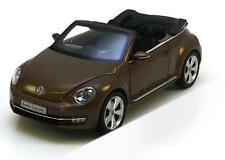 1:18 Kyosho VW New Beetle Convertible 2012 brownmetallic