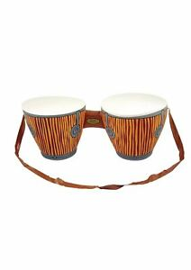 Kids Inflatable Bongo Drums Hawaiian Beach Party Fancy Decoration Accessory