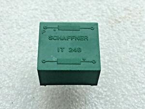 10 pieces Schaffner IT 248 Pulse Transformer NOS