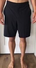 Lululemon Men Size S Pace Breaker Short 9 Black BLK Swift Linerless Run Yoga NWT
