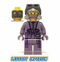 LEGO Minifigure Star Wars - Zam Wesell - RARE! Bounty Hunter sw059 FREE POST