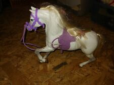 VINTAGE White Barbie Horse