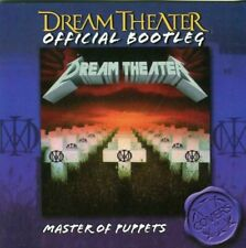 Dream Theater ‎- Official Bootleg: Master Of Puppets CD [NEW]