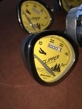 Stewart Warner speedometer head LOT OF 5 Schwinn Columbia speedometer bicycle