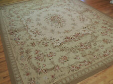 Dazzling Oversize/Palace  French Aubusson Style Area Rug 12x15 Oriental Area Rug