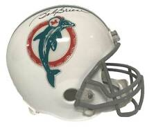 Bob Griese Autographed Miami Dolphins Full Size Rep JSA Authenticated