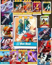 18 Xcards 66 Pet Salon chevaliers guerriers Set Complet Pièce Master cartes livr...