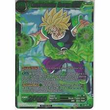 Overwhelming Energy Broly - P-136 PR Promo Card - Dragon Ball Super Card Game