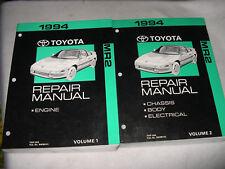 mr2 repair manual ebay rh ebay ca Toyota MR2 Spyder New Toyota MR2