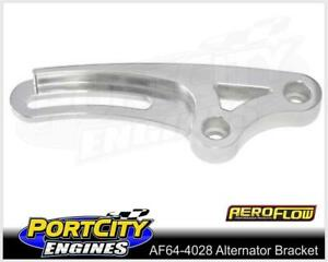 Aeroflow Alloy Alternator Bracket Holden VL Nissan 6cyl RB30E Skyline AF64-4028