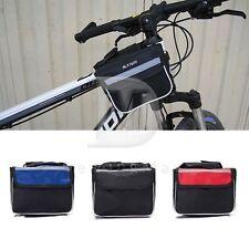 Markenlose Fahrradtaschen mit hoher Sichtbarkeit