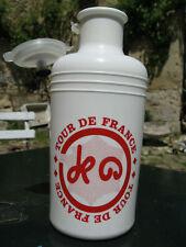 Bidon Tour de France spécialités T A  vélo ancien Henri Desgrange Cycling Team