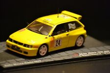 SEAT Ibiza GTI Kit Car #24 Monte Carlo 1999 diecast vehicle in scale 1/43