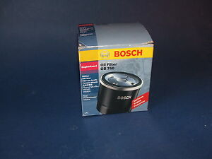 BOSCH Oil Filter OB 760 to suit BMW equivalent BMW Part No:11 42 1 727 300