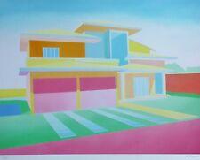 """ANNA TESSENOW """"facade"""" (Fassade) Hand signed 9/30 German Artist"""