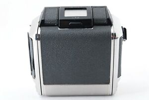【EXC 】Zenza Bronica Roll Film Back Holder Black 6x6 For S2 S2A from Japan #370