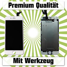 ORIGINALE IPHONE 6 DISPLAY LCD TOUCHSCREEN SCHERMO BIANCO Komplettset NUOVO