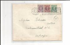 Europa Union /  10.VIII.1927 GENT / INTERNAT. TUINBOUW-TENTOONSTELLING VAN BRUSS
