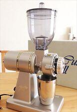 NEW Kalita Japan Coffee Cafe Grinder Nice Cut mill 100g Silver Japan F/S EMS