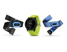 Garmin Forerunner 935 Montre GPS Tri Bundle Running Triathlon Sport Poignet HRM NEW
