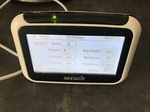 Secure Pipit 500 Home Energy Display Touch Screen Wireless Touchscreen Monitor