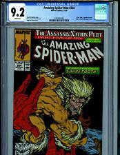 Amazing Spider-man # 324 CGC 9.2 1989  McFarlane Marvel Comics Amricons K25