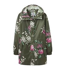 Casual Popper Floral Coats & Jackets for Women