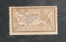 TIMBRES FRANCE : 1900 YVERT N° 120d* NEUF AVEC TRACE PAPIER GRANDE CONSOMMATION