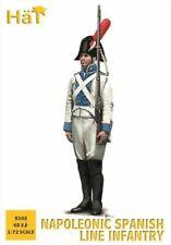 HaT 1/72 Napoleonic Spanish Line Infantry # 8302