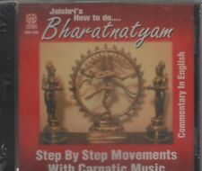 Jaishri's Bharatnatyam - step by Step Movements With Carnatic Music  [Cd]