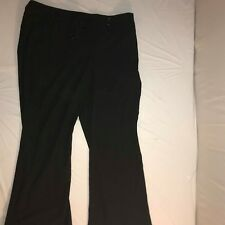 The LIMITED Collection Cassidy FIT Black Dress PANTS Size 12