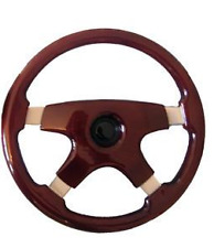 LONDON TAXI- FAIRWAY WOODEN STEERING WHEEL NEW