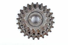 Regina Extra Bicycle Freewheel 15-24T 5 Speed Vintage Road Bike Spare Parts 70's