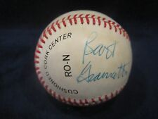 Bart Giamatti Autographed Official National League (Giamatti) Baseball-JSA LOA