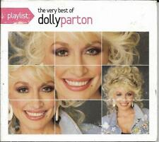 Dolly Parton - Playlist: The Very Best of CD - 2008 RCA 88697 10432 2