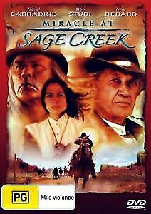 Sage Creek | Rated PG | DVD Reg 4 | Disc and Cover Only No Case