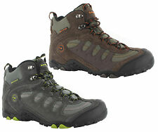 Hi-Tec Penrith Mid Waterproof Mens Walking Trail Hiking Boots UK7-14