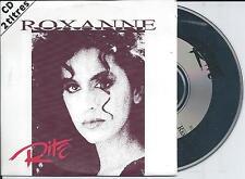 RITA - Roxanne CD SINGLE 2TR CARDSLEEVE 1992 France (POLICE COVER VERSION)