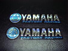 YZF YZ WRF DT R1 R6 FZ1 FZ6 FZS Fazer 125 250 600 Sticker Decal Parts x2