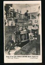 London LIMEHOUSE Railway Tavern Charlie Browns Treasures RP PPC