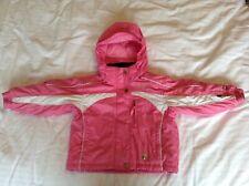 Girls Spyder ski jacket and salopettes age 3 years