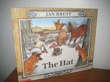 The Hat/ hardback/ Jan Brett/ animals/ 1997