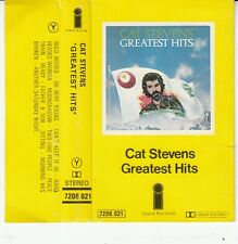 K 7 AUDIO (TAPE)  CAT STEVENS *GREATEST HITS* / 2