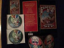 Grateful Dead, Without A Net,2 CD US-Aufklappbox(1990)  limitiert,Sehr Rar!!!